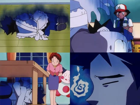 Pokemon - Brock Don't Mention Professor Ivy