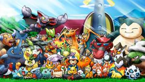Pokemon - Ash and His Pokemon