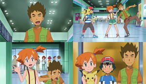 Pokemon - Misty and Brock Returns In Sun and Moon