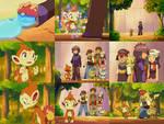 Pokemon - Paul Releases Chimchar