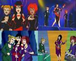 Scooby Doo - The Hex Girls