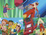 Pokemon - Blaziken Pokedex Entry (No Data)