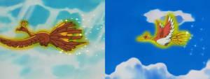 Pokemon - Ho-Oh Appearances