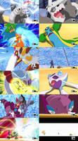 Pokemon - Ash Finally Beats Paul Full Battle