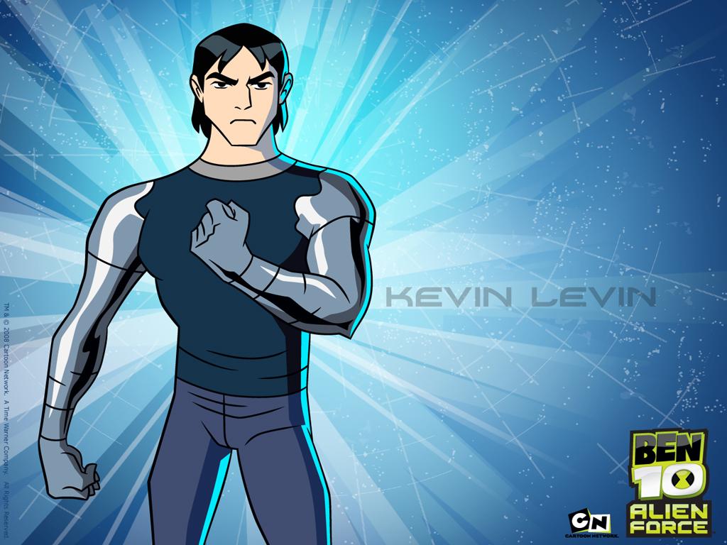 Ben 10 Alien Force Kevin Levin Wallpaper By Dlee1293847 On