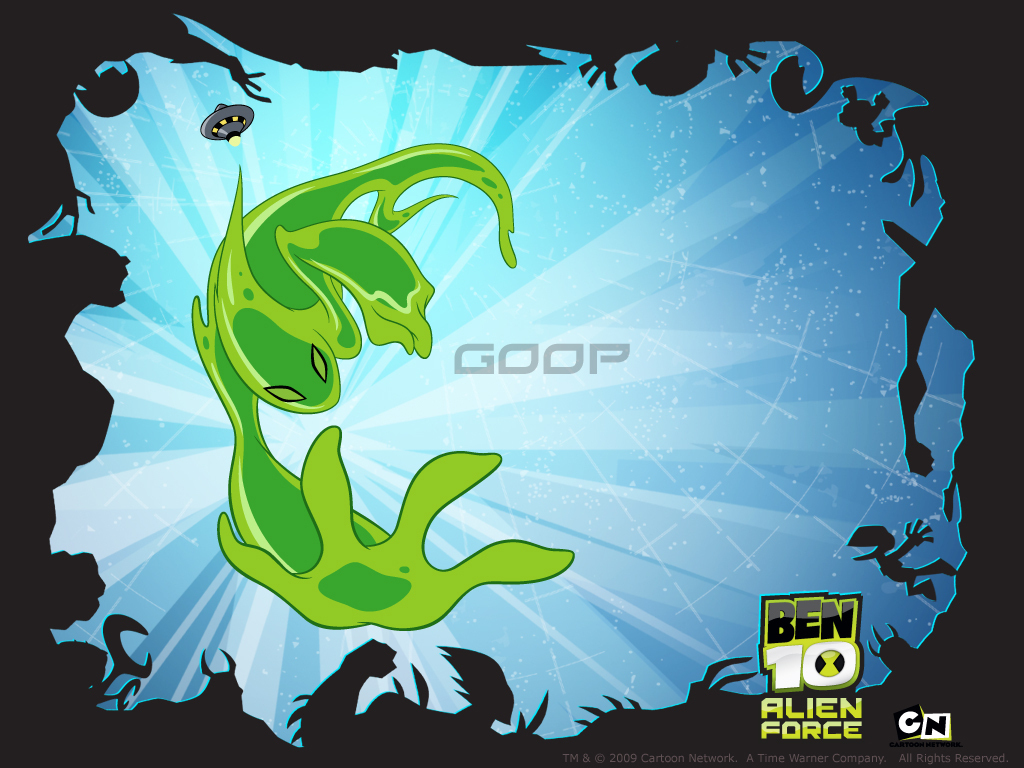 Ben 10 Alien Force Goop Wallpaper By Dlee1293847 On Deviantart