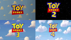 Toy Story Title Cards