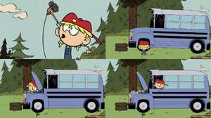 Loud House - Lana Fixes a Bus