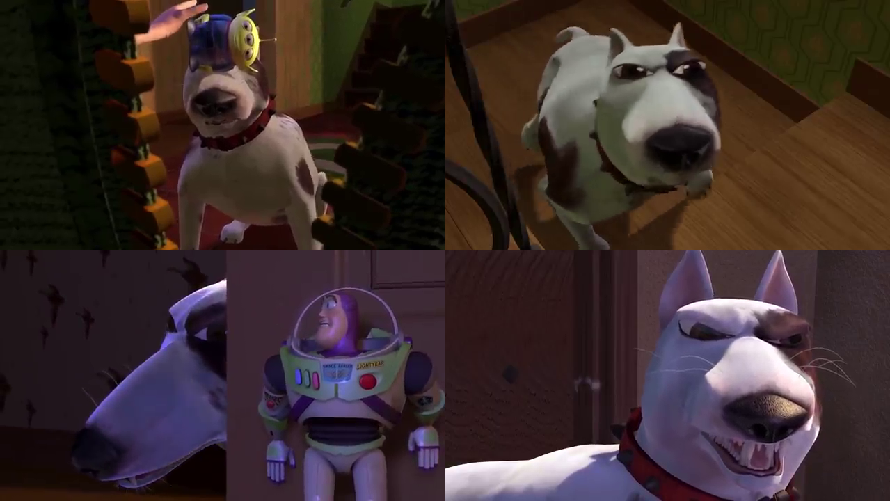 Toy Story Scud Sid S Dog By Dlee1293847 On Deviantart