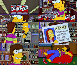 The Simpsons - It Was a Very Good Beer