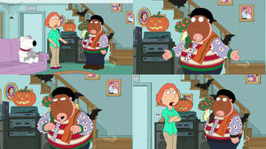 Family Guy - Chris as Bill Cosby