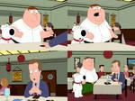 Family Guy - James Woods Took Peter's Wallet