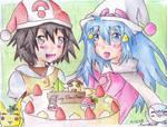 Pokemon - Pearlshipping 2