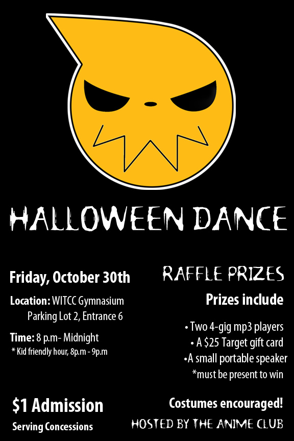 Soul eater halloween dance by t squared12 on deviantart - This is halloween soul eater ...