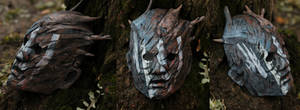 Dead by Daylight game Wraith mask