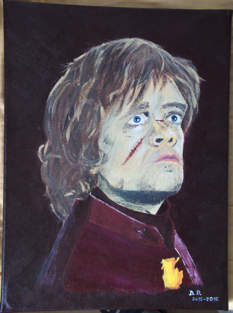 Tyrion Lannister by dynastes