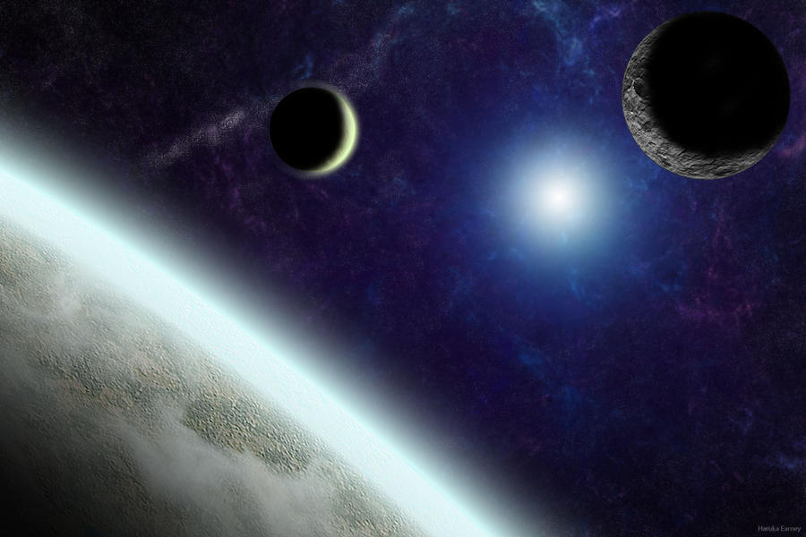 Planetside by yakota18