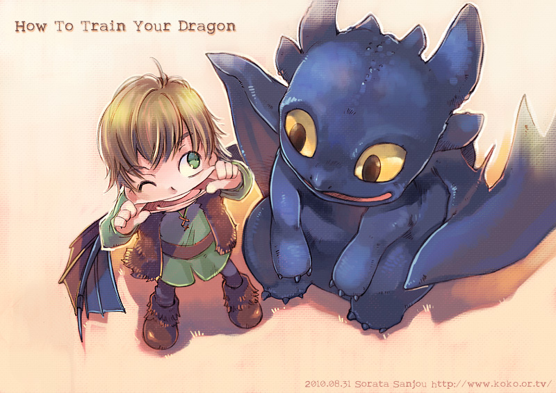 40 amazing how to train your dragon fan art pieces by danlev on httyd mistletoe by sharkie19 how to make a smile by sorata s ccuart Choice Image