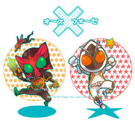 OOO and FOURZE