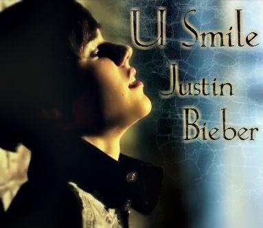 U Smile - Justin Bieber by BiteMe107x