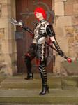 Isaac Castlevania cosplay