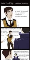 -Indecent proposal- Comicstrip