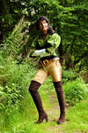 Kosim cosplay -prince of the forest-
