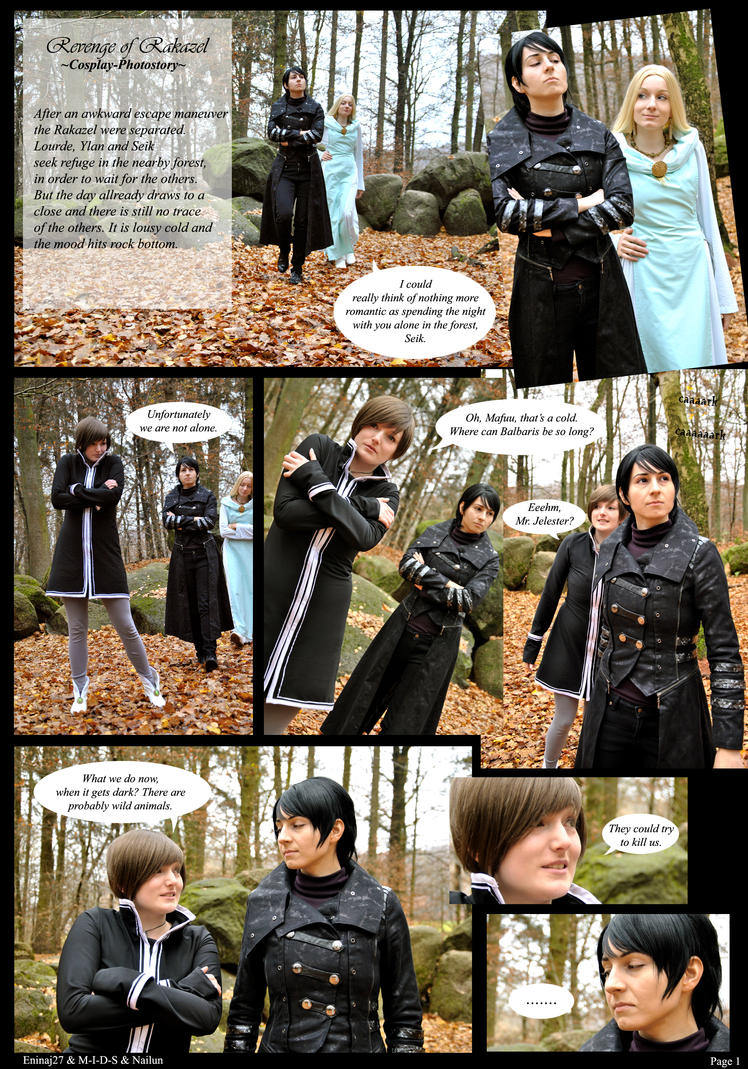 RoR Cosplay-Photostory Page 1 by Eninaj27