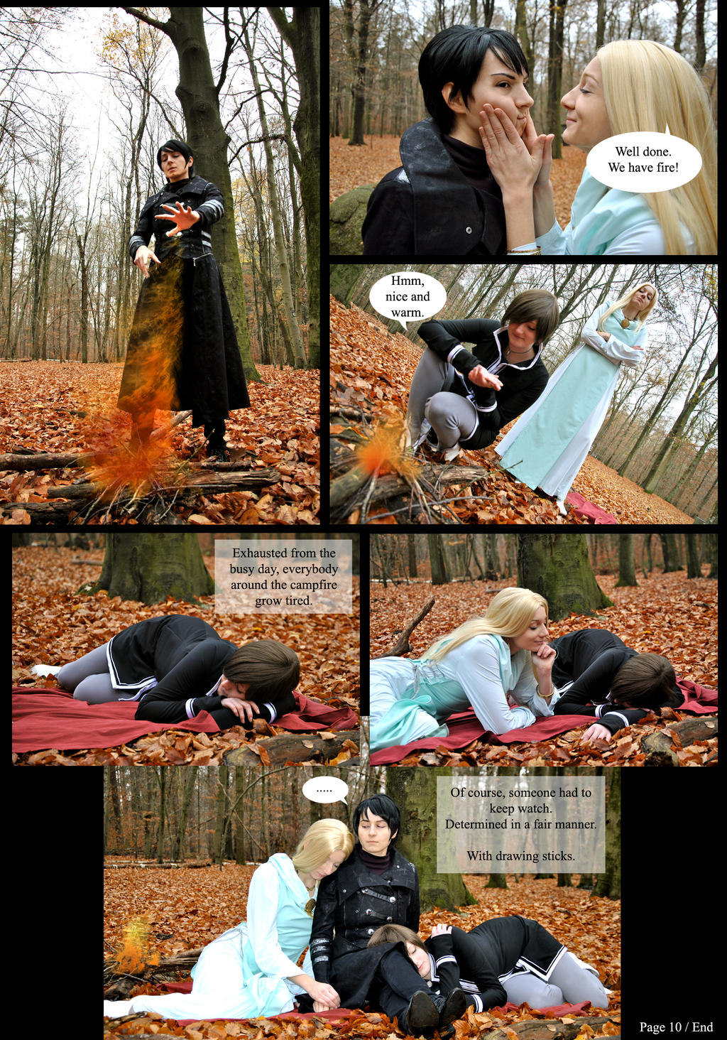 RoR Cosplay-Photostory Page 10/End by Eninaj27