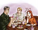 Commission: Breakfast