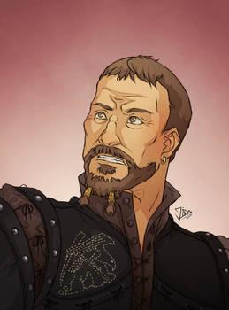 Captain of Falkenstein's guard