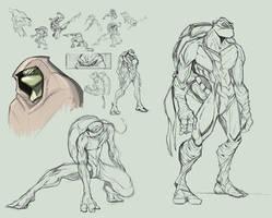 Ninja Turtle by theICB