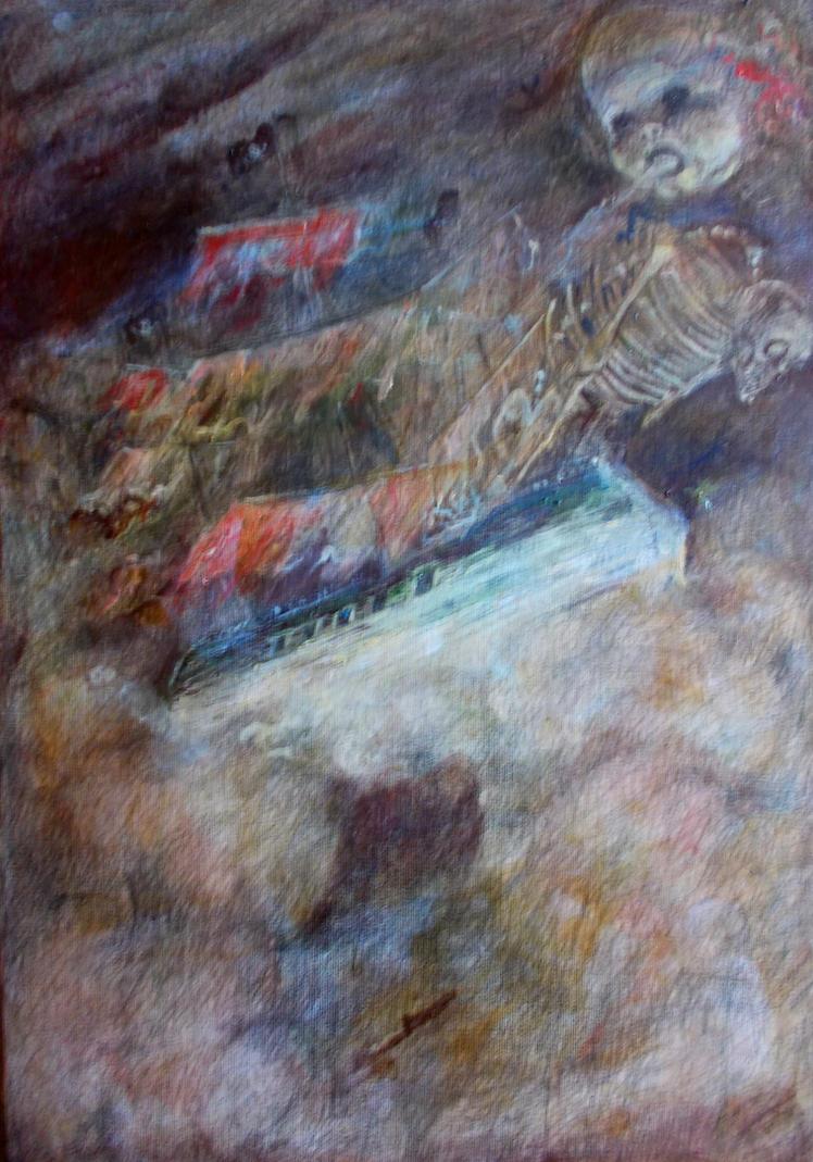 The Flying Dutchman by dariusz