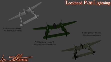 Just for Fun - Lockheed P-38 (Montage 002)