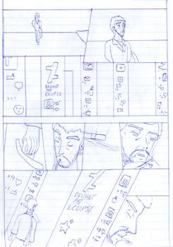 Antony - Original Comic 01 (sketch)
