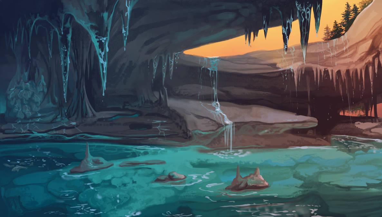 Cavern-Crept by EyeOfGalyx