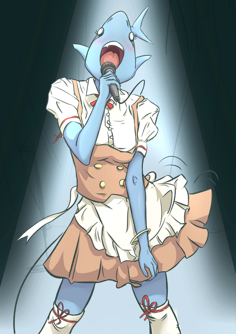 Idol Shark by dtConfect