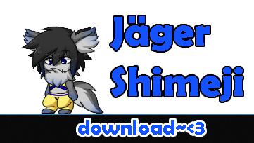 Jager - Shimeji by pikafanZR