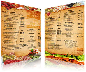 Menu by patoDS