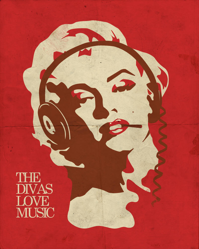 The Divas Love Music by patoDS
