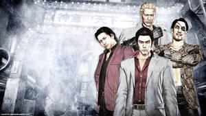 Yakuza Dead Souls Wallpaper 1