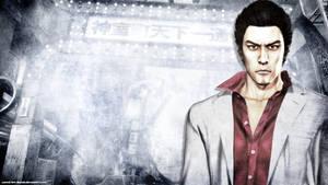 Yakuza Dead Souls Wallpaper Kiryu Kazuma