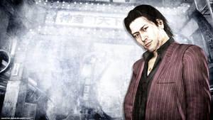 Yakuza Dead Souls Wallpaper Akiyama Shun