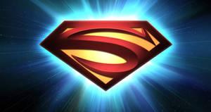 Superman Lives Shield