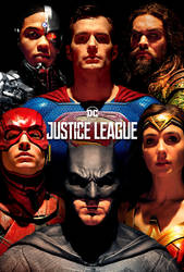 Justice League Alternate Poster