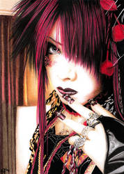 Kisaki - ARTISTIC in BLACK by Mi-chi
