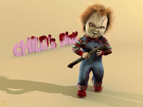 Chucky's Child's Play