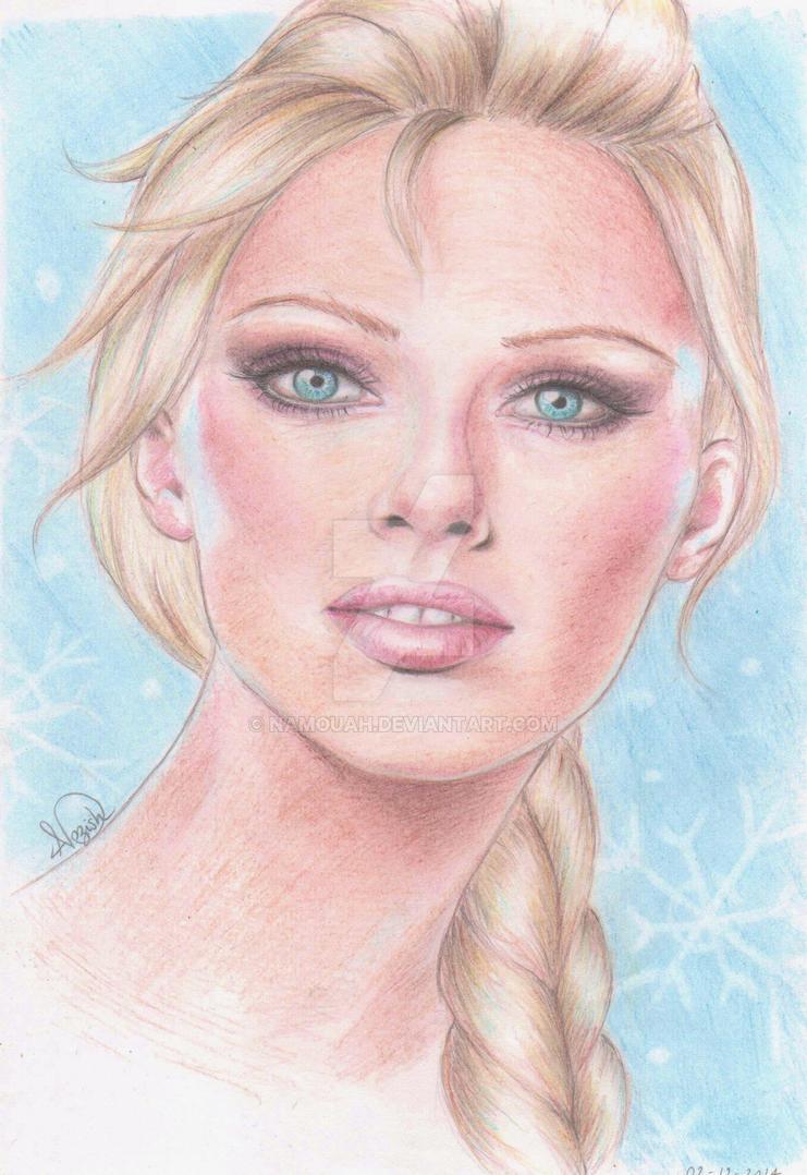 Elsa by Namouah