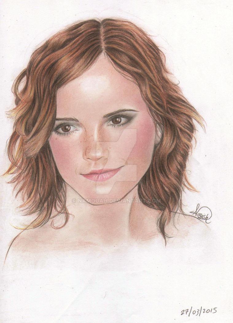 Emma Watson by Namouah