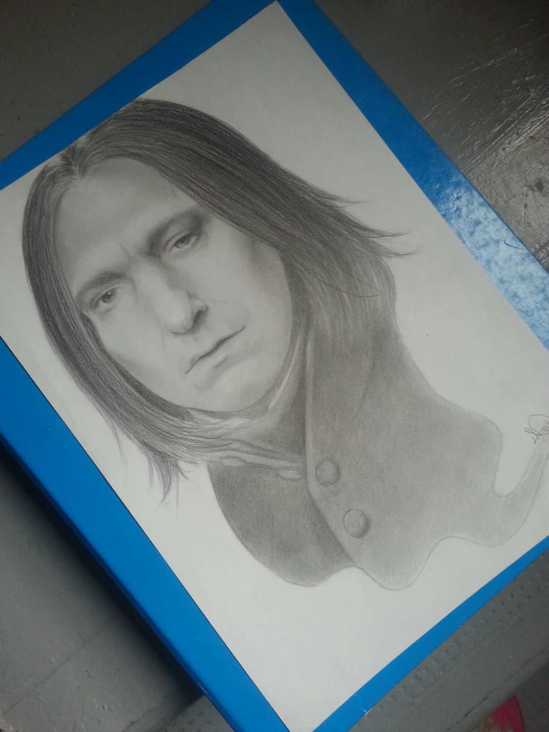 Severus Snape by Namouah